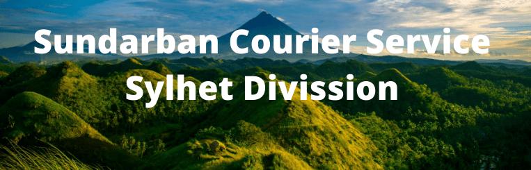 Sundarban Courier Service Sylhet Divission
